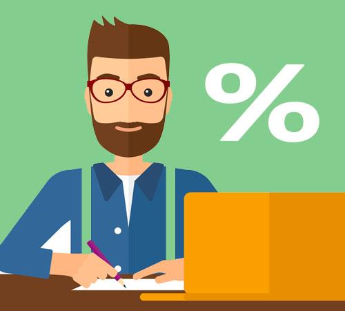 Ideal Marketing Percentage